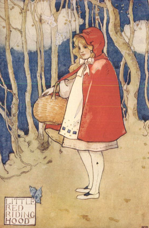 Little_Red_Riding_Hood_-_Project_Gutenberg_etext_19993
